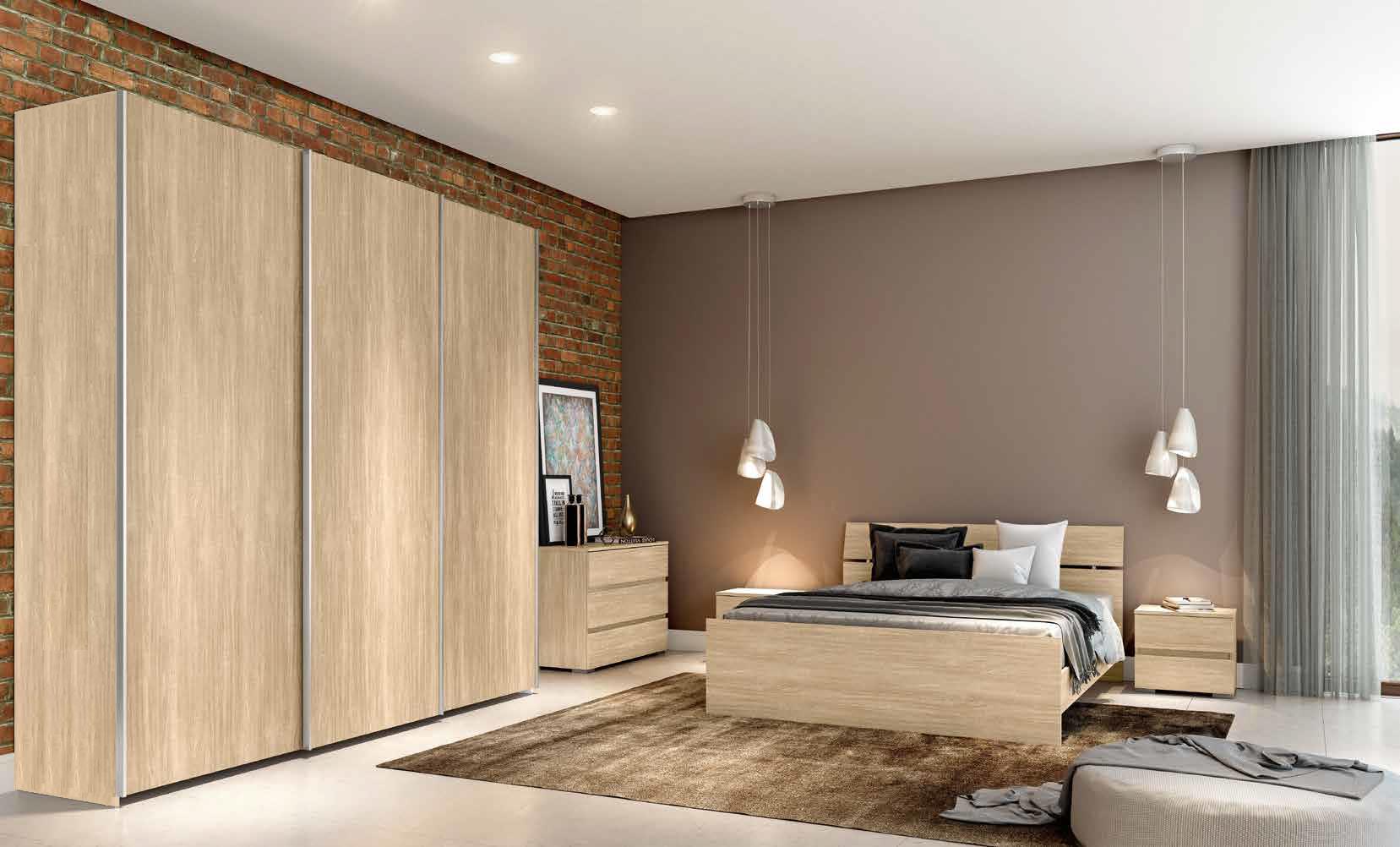 Nuova camera in Quercia
