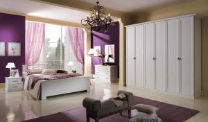 Camere classiche md2 arredamenti for Arredamenti md